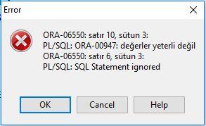 SQL Select Into Kullanımı