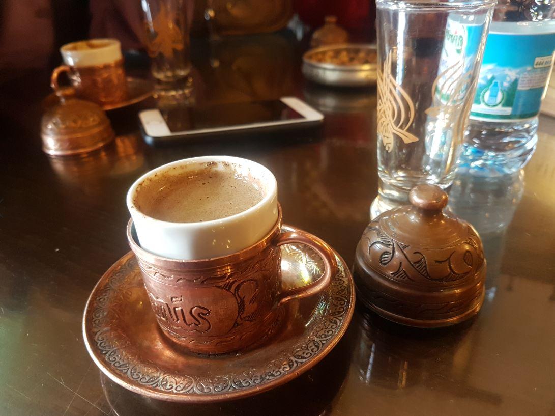 Tahmis Kahvecisiı | Gaziantep Gezilecek Yerler